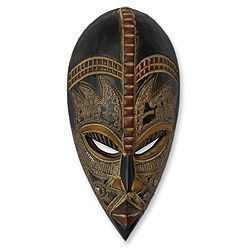 traditional african masks evil - Google Search
