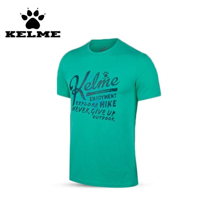 54.51$  Buy now - http://alia1g.shopchina.info/go.php?t=32705313082 - KELME New Brand Running Camisa Masculina Summer Quick Dry Basketball Jerseys Roupas De Ciclismo Fitness Jogging Soccer Shirts 08 54.51$ #SHOPPING