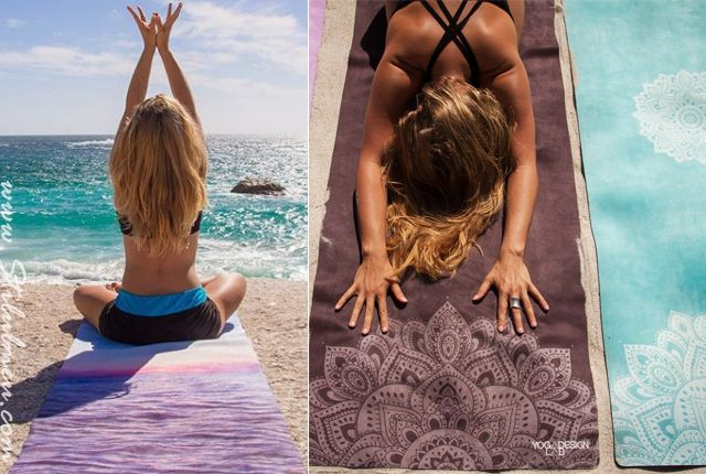 Salteaua yoga din cauciuc natural care respecta natura si pe tine