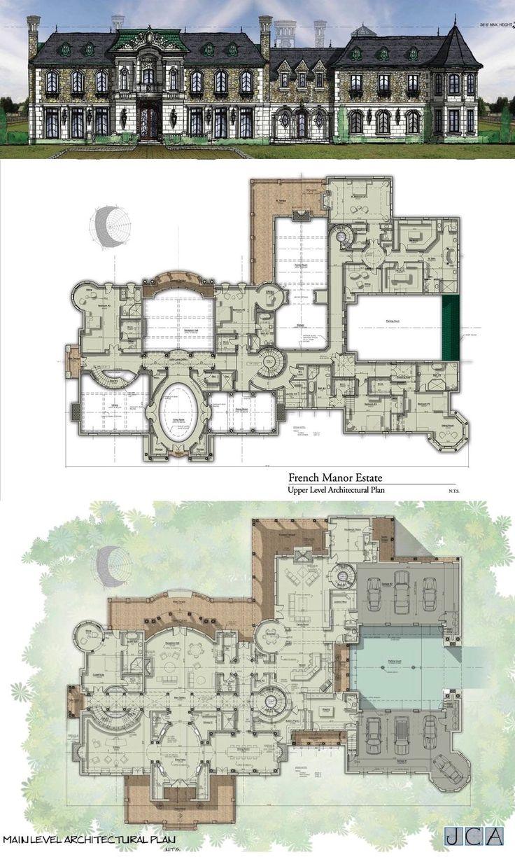 25,000 sq ft second floor J. Costantin Architecture - Colts Neck NJ Architect - JCA