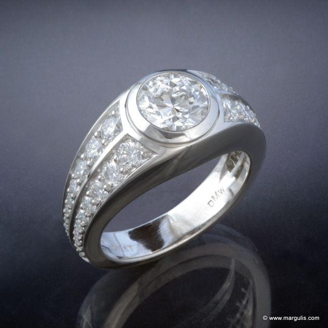 16 best Margulis Jewelry images on Pinterest Diamond engagement