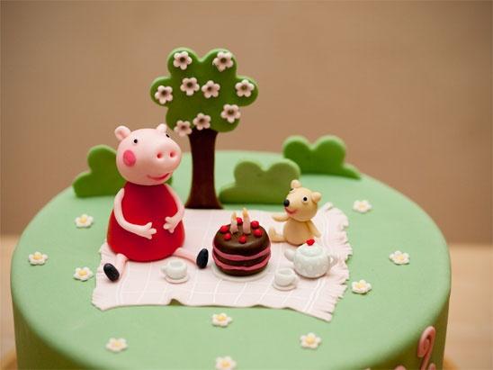 Peppa Pig :)