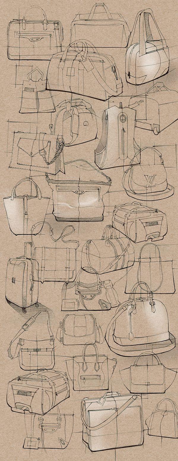 Prigent Tanguy Nantes, France SKETCHBOOK-Sketches on Behance