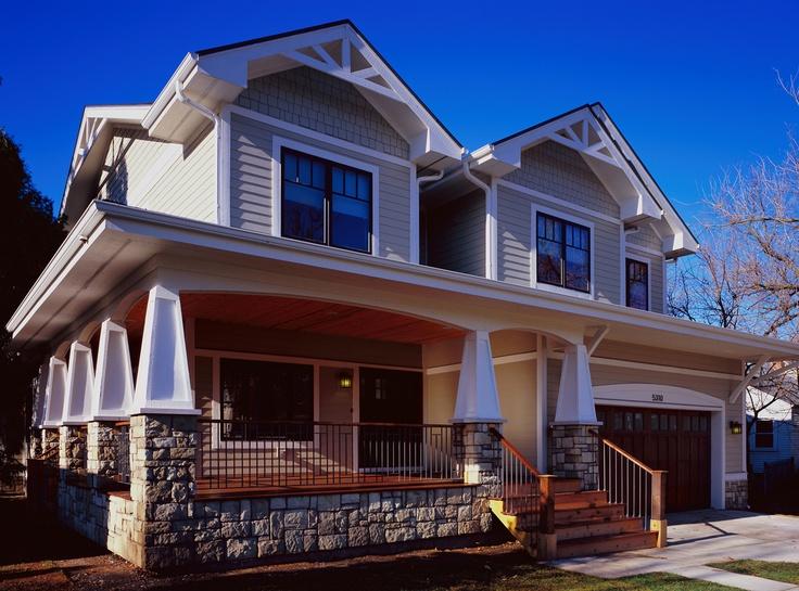 Craftsman Front Elevation : Best images about exterior craftsman arts crafts