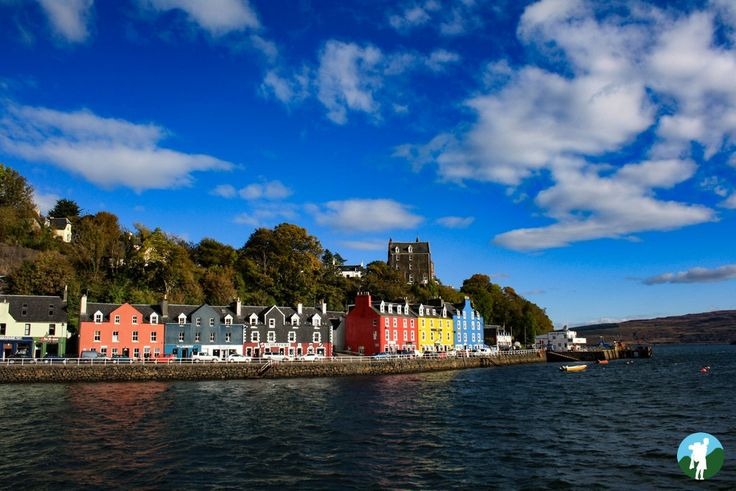 Could you get a prettier village than Tobermory? This little gem on the Isle of Mull has stolen many a traveller's heart…. https://travelswithakilt.com/things-to-do-on-the-isle-of-mull/