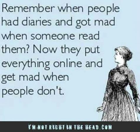 Ha! I love this. I still write and don't show to more than one person.