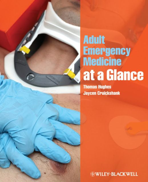 FREE MEDICAL BOOKS: Adult Emergency Medicine at a Glance