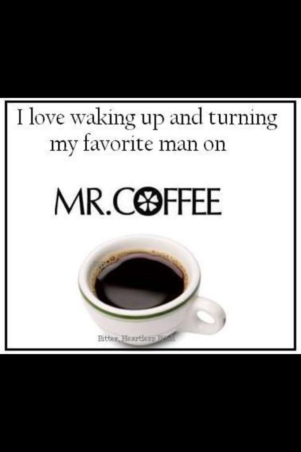 no give and take in relationship with coffee