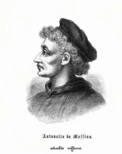 Self-portrait - Antonello da Messina