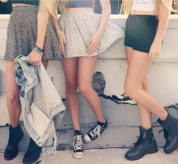These skirts are amazing me and a couple of my friends loved them so much  we went and bought a pair