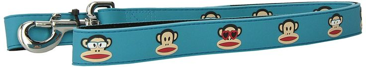 26 Bars and a Band Paul Frank Rubberized Leash, Large, Multi Julius ^^ See this awesome image  : Cat accessories