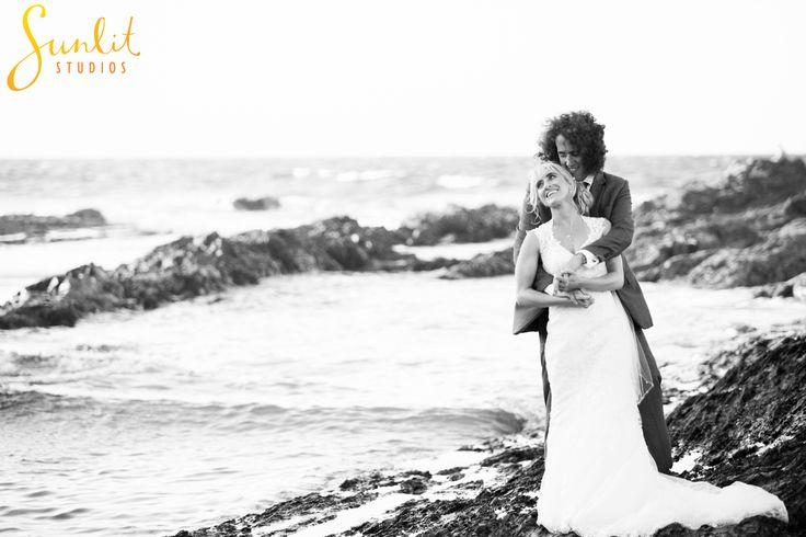 Snapper Rocks wedding photo by Sunlit Studios