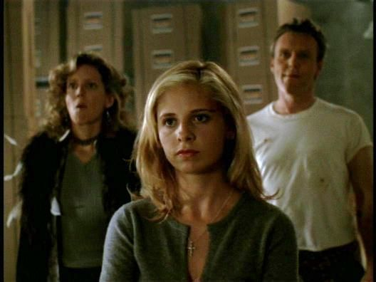 """Buffy the Vampire Slayer, Episode 3.06, """"Band Candy"""""""