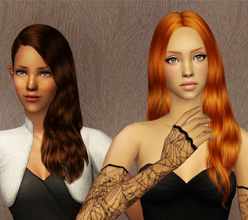 Sims 2 Hairstyles: Download 3t2 Cazy #136 Last Call: Pooklet