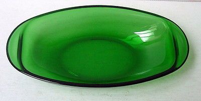 Vintage Vereco France snack bowl