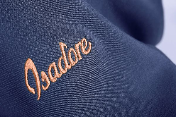 Isadore . TherMerino Jersey Evening Blue - Thick and incredibly versatile cycling jersey for winter riding #isadoreapparel #roadisthewayoflife #cyclingmemories