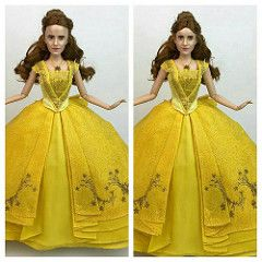Her Looks Have Got No Parallel Kael Farron Tags Belle Emma Disney DollsBeauty BeastDisney StoresEmma WatsonBelleThe Beast