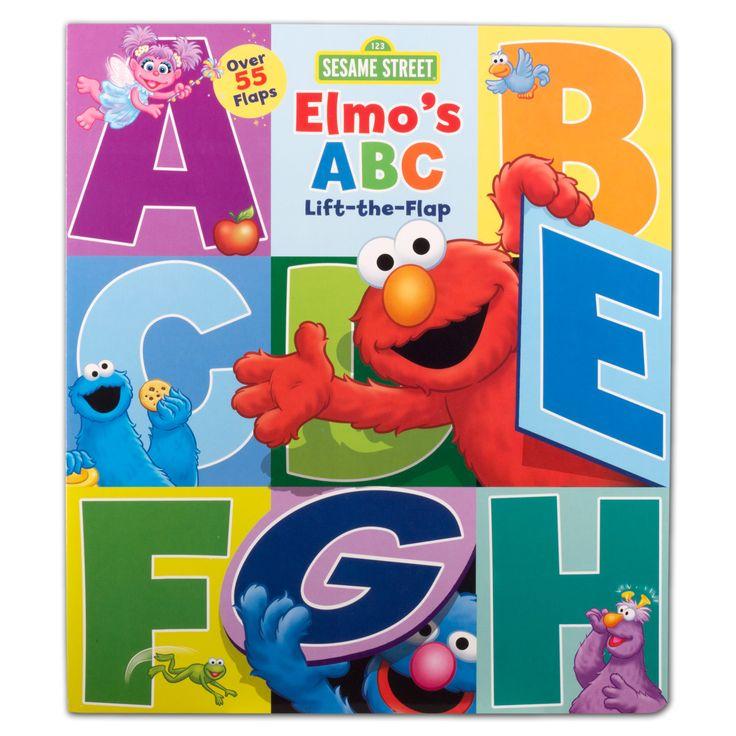 elmo abc book