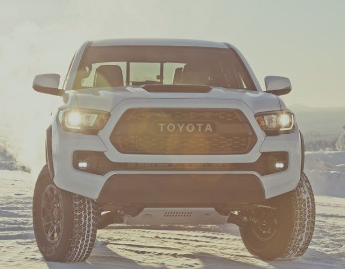 2019 Toyota Tacoma Spec