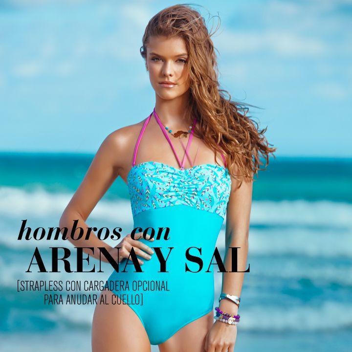 Nina Agdal - Leonisa Swimwear - http://icelev.com/nina-agdal-leonisa-swimwear/ - IceLev.com - Hot news in cold Style!