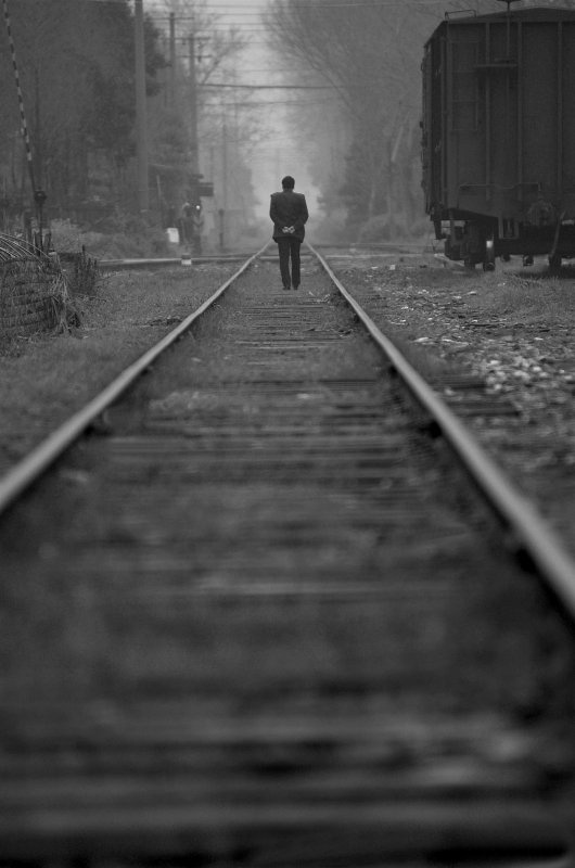 Excellent compositionComposition Photography, Life, Fuckin Sadness, Composition Billcoult, Excel Composition, Places, Composition Wowza, Billcoult Photography, Railroad Track