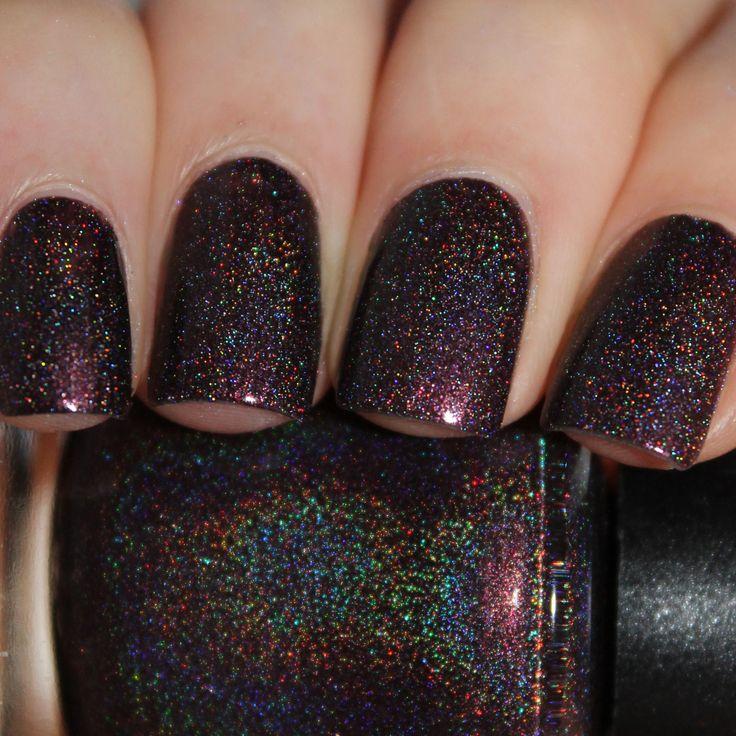 Fancy Gloss Dark Sultry Release Datedarknail Polish