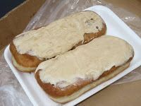 Diane's Recipes: LONG JOHN DONUTS