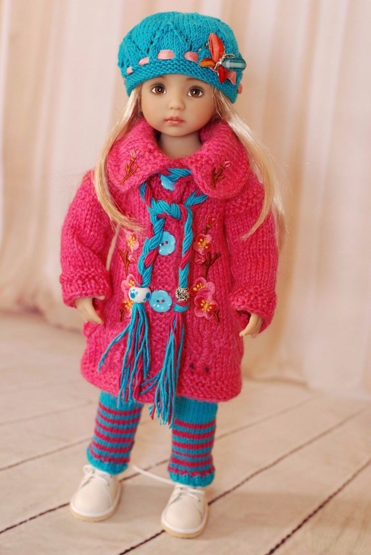"Outfit for Little Darlings Dianna Effner 13"":"