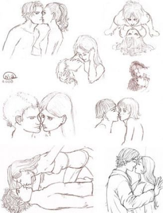 13 best how to draw people kissing images on pinterest drawing people kissing in the rain how to draw people kissing ccuart Choice Image