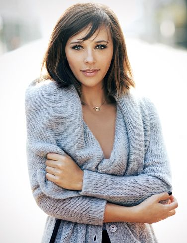 "Rashida Jones - love on her on ""Parks and Rec"" and loved her script for ""Celeste and Jesse Forever"" - I don't think she gets enough credit for that."