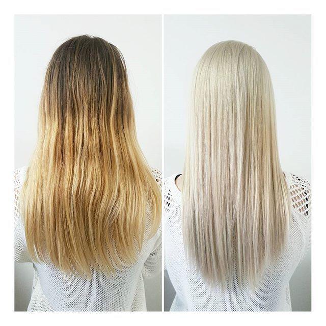 Haare entfarben mit zitrone