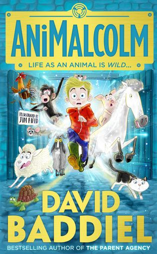 From David Baddiel, the brightest new star of children's books and winner of the LOLLIES award, comes a laugh-out-loud adventure ...