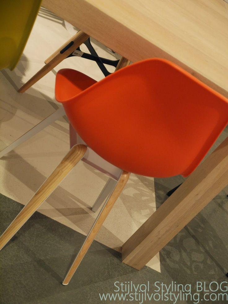 Interieur kleur van de week oranje warm wonen for Interieur kleur