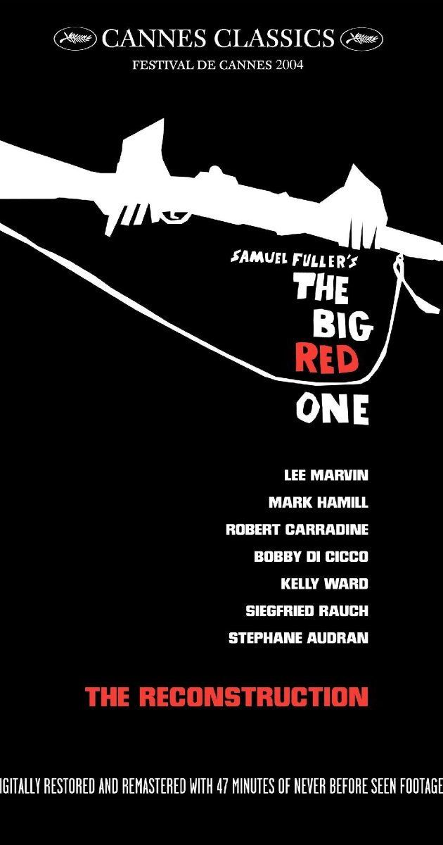 The Big Red One (1980 / 2004) By the time Richard Schickel and Brian Jamieson were finally able to talk Warner Brothers into funding the reconstruction Fuller was dead. Using his shooting script they added almost 50 minutes to the running time. It turned out that the producers had removed every vestige of originality from the film. The new version was a film masterpiece. One of the greatest war movies ever made.