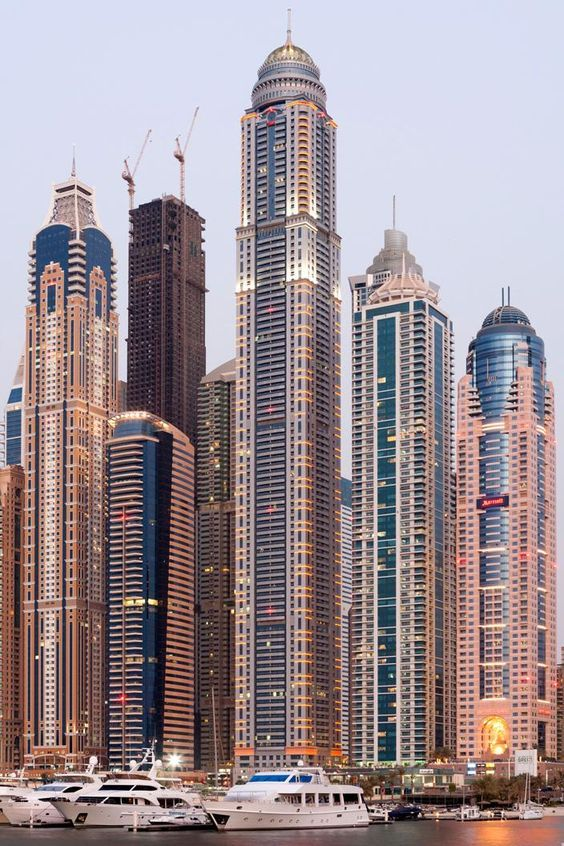 The Princess Tower, Dubai