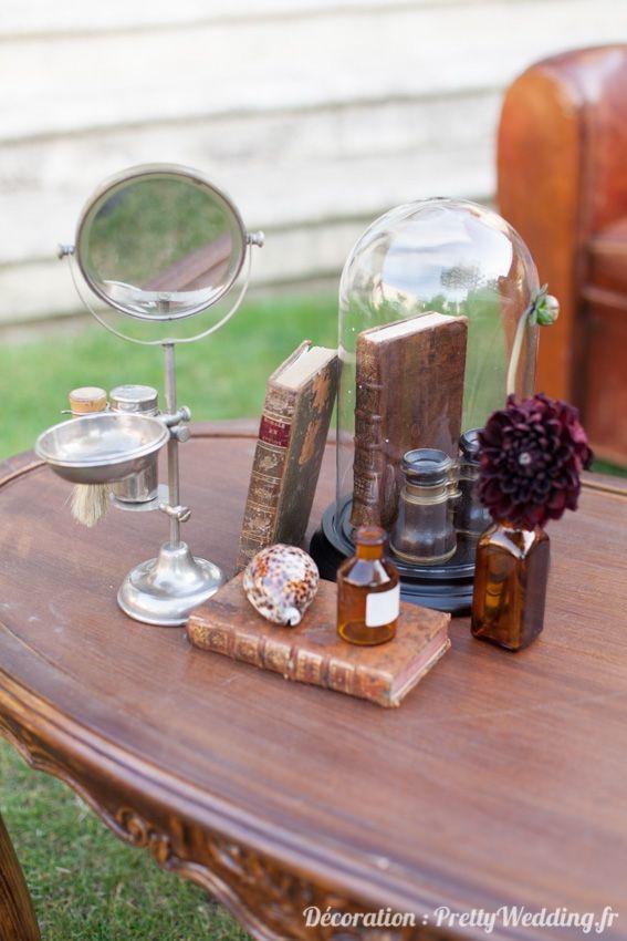 Decoration de mariage style industriel et vintage l Pretty Wedding l La Fiancee du Panda blog mariage-39