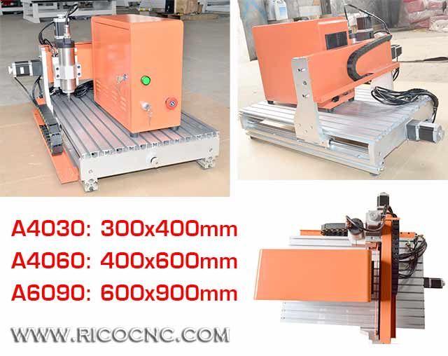 Desktop CNC Router DIY 60x90 800w Kit Machine