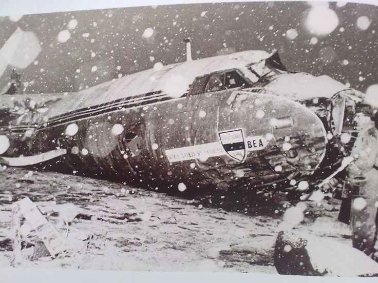 disaster | The Munich Air Disaster