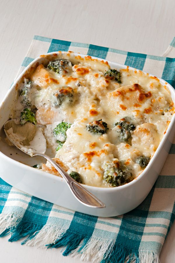 This Chicken Broccoli Rice Bake is one your family will never forget! #recipe