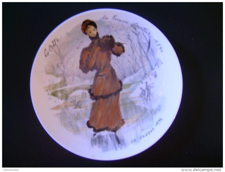 Modeteller: Henri d `Arceau - Limoges - Les femmes du siècle  1890