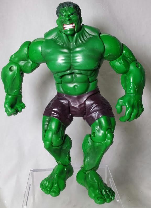 The Hulk Marel Comics Action Figure The Hulk Movie 2003 #MarvelToys