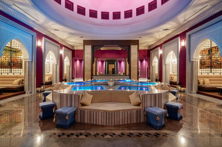 titanic deluxe belek spa by Arketipo design
