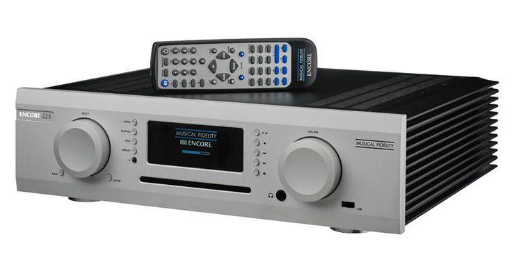 Musical Fidelity M6 Encore 225: audio all-in-one di fascia premium. 5900 euro non sono pochi per un sistema audio all-in-one, ma il Musical Fidelity M6 Encore 225 ha molte frecce al proprio arco. Una su tutte? L'Hard Disk integrato da 2 TB.