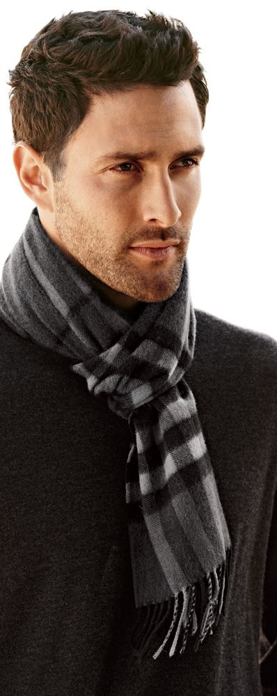 Burberry Cashmere Exploded Check Scarf