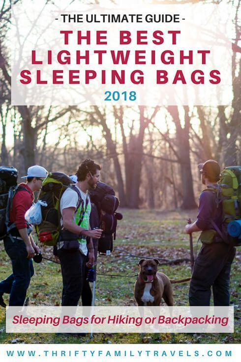 e558c7a83ce Best Lightweight Sleeping Bags for Backpacking 2018  Click here for tips on  choosing the best lightweight backpacking sleeping bag   lightweight  sleeping ...