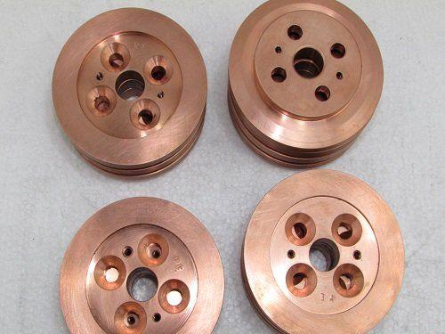 PARENTNashik - Seam welding wheel for seam welder.