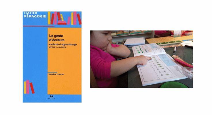Apprendre à écrire avec la méthode Dumont ... nos expérimentations avec Lulu ...