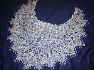 Ravelry: nastyamason's Marianne shawl