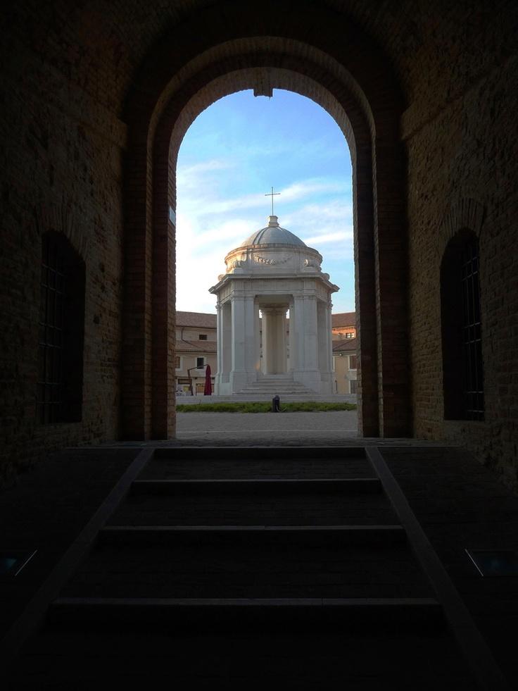 Ancona - Tempietto vanvitelliano - Mole Vanvitelliana