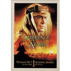Epic.: Film, Movie Posters, Arabia 1962, Peter O'Toole, David Lean, Favorite Movies